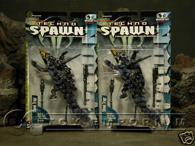 """VERY RARE"" McFarlane Spawn #15 Steel Trap Figures MIB"