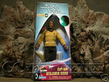 "VERY RARE Star Trek Warp Factor #4 ""Captain Sisko""  MIB"