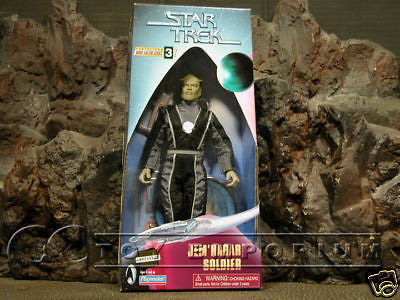 "VERY RARE Star Trek Warp Factor #3 ""Jem' Hadar Soldier""  MIB"