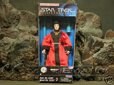 "VERY RARE Star Trek Alien Edition ""Q"" Figure MIB"