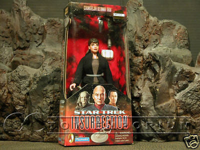 VERY RARE Star Trek Insurrection Counselor Deanna Troi MIB