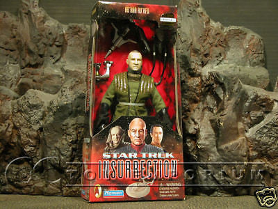 VERY RARE Star Trek Insurrection Ad' Har Ru' Ato Figure  MIB