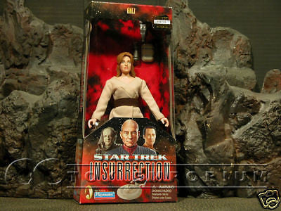 "Very RARE Star Trek Insurrection ""Anij""  Figure  MIB"