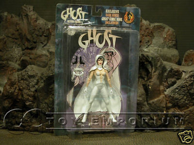 "VERY RARE & LONG SOLD OUT !   Ghost  ""Special Collectors Edition Figure""  MINT!"