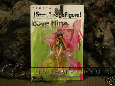 """VERY RARE & LONG SOLD OUT""   Love Hina Story Image ""Nyamo"" Figure MINT!"