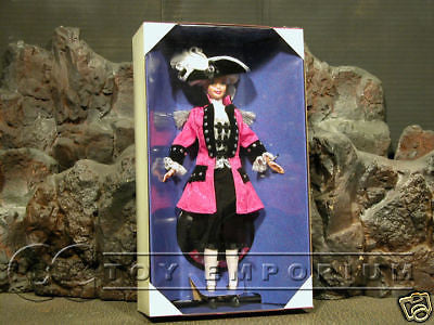 Barbie  NEW  George Washington - FAO Exclusive MINT