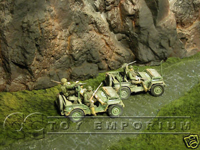 """BRAND NEW"" Build-a-Rama 1:32 Hand Painted WWII Deluxe Grass Mat /River #2"