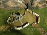 """BRAND NEW"" Build-a-Rama 1:32 Hand Painted WWII Deluxe Camp Clearing Mat"