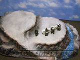 """BRAND NEW"" 1:32 Custom Painted & Weathered Deluxe Large Winter Mountain Diorama Platform Exclusive"