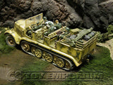 """BRAND NEW"" Forces Of Valor 1:32 Scale WWII German Sd. Kfz. 7 Half Track w/ 6 Soldiers"