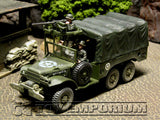 """RETIRED"" Forces Of Valor  1:32 Scale US 6 x 6 1.5 Ton Cargo Truck"