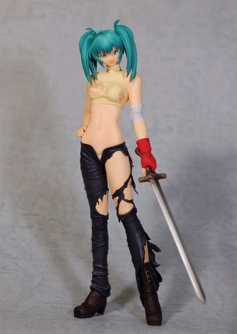 """VERY RARE"" Ikki Tousen 1/6 ""Sexy Ryofu Housen - Battle Damaged Clothes"" MINT"