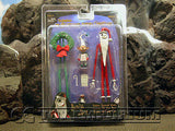 """BRAND NEW"" Nightmare Before Christmas  -  Santa Jack - Movie  Accurate  Figures  Series #3"