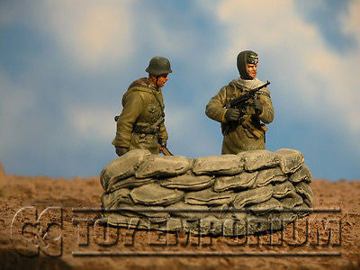"""BRAND NEW"" Dragon 1:35 German Panzer Grenadiers Soldier Set (4 Piece Set)"