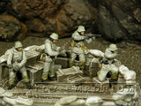 """BRAND NEW"" JUST IN!  Dragon 1:35 ""Winter"" German Soldier Set (4 Figure Set)"