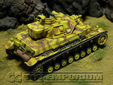"""BRAND NEW"" Forces Of Valor 1:32 WWII German Panzer IV Ausf F - Kursk 43'"