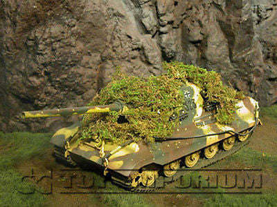 """RETIRED & BRAND NEW"" Build-a-Rama 1:32 Hand Painted WWII Ambush Foliage Set"
