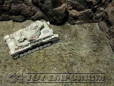 """BRAND NEW"" Build-a-Rama 1:32 Hand Painted WWII ""Deluxe Dead Field Mat""  24"" x 12"""