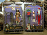 """BRAND NEW"" Nightmare Before Christmas  -  Movie Accurate Figures Series #3 FOUR Figure Set"