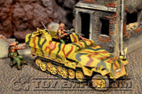 """RETIRED""  Forces Of Valor 1:32 Scale WWII German Sd. Kfz.251/1 Hanomag"