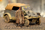 """BRAND NEW"" Custom Built - Hand Painted & Weathered 1:35 WWII German ""Generaloberst Guderian"""