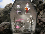 VERY RARE Original Nightmare Before Christmas - Applause 5 Figurine Collection MINT