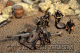 """BRAND NEW"" Custom Built - Hand Painted & Weathered 1:35 WWII German Pak 97/38 w/Heer Gun Crew (5 Figure Set)"