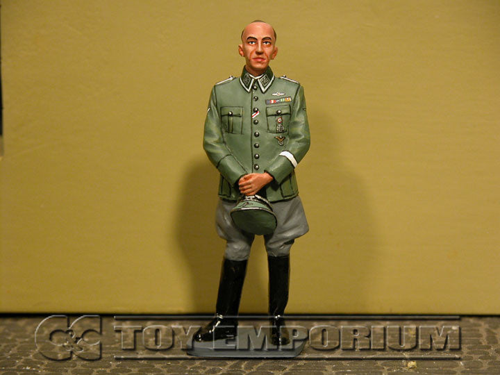 "RETIRED King & Country 1:30 ""Berlin 38' Series"" Deluxe Konstantin Hierl (1)"