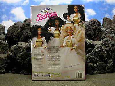 "Barbie  NEW  ""Summit Blonde Barbie""   MIB"