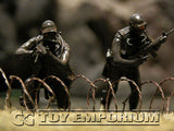 """BRAND NEW"" Custom Built - Hand Painted & Weatherd 1:35 US Navy Seal Team 6 Soldier Set  (2 Figure Set)"