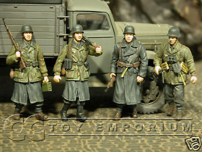 """BRAND NEW"" JUST IN! Dragon 1:35 German HG Soldier Set (4 Figure Set)"