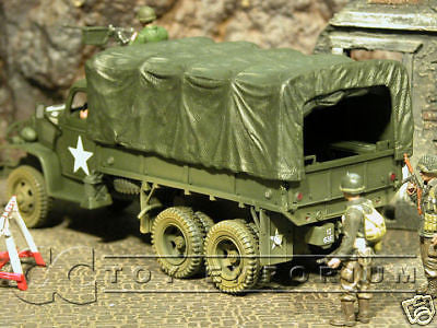 """RETIRED"" Forces Of Valor  1:32 Scale ""D-Day Series""  US 2.5 Ton Truck"