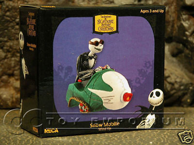 """VERY RARE"" Nightmare Before Christmas - Mini Jack Snow Mobile"