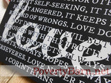 1 Corinthians Love Verse Canvas Design -Canvas Designs -PovertyBarn - 4