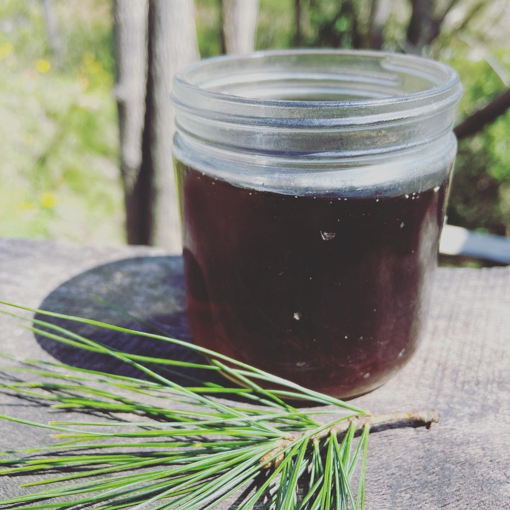 Pine Needle Cough Syrup
