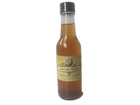 Red Moon Herbs Three Sisters Herbal Vinegar
