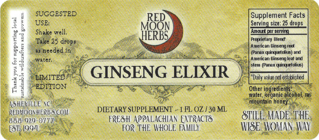 Elixirs and Syrups