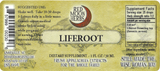 Liferoot (Senecio aureus) Herbal Extract Suggested Dosage and Supplement Facts
