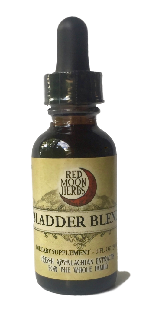 Bladder Blend Herbal Extracts of Stinging Nettle, Usnea, and Yarrow for Urinary and Bladder Health