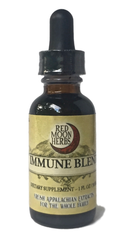 Immune Blend-Extracts-Red Moon Herbs