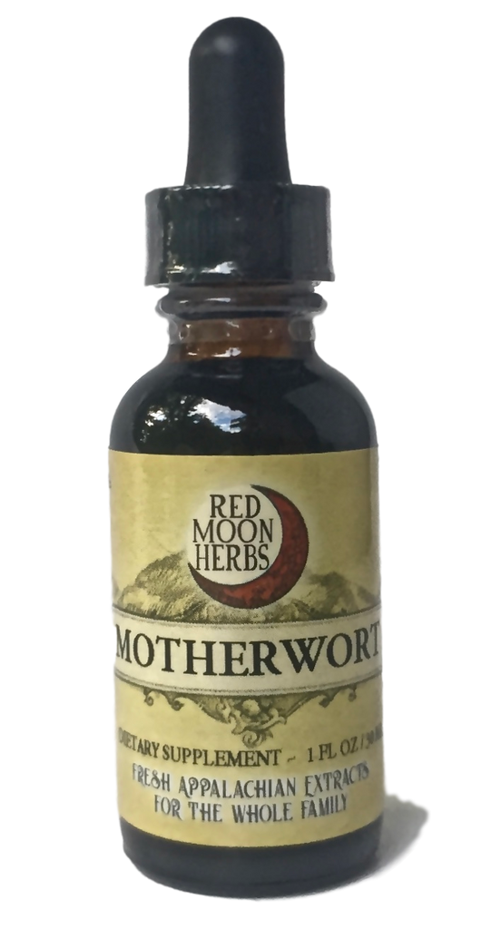 Motherwort (Leonurus cardiaca) Herbal Extract for Cardiovascular, Heart, and Nervous System Health