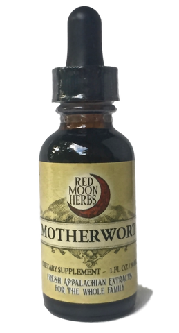 Motherwort (Leonurus cardiaca)-Extracts-Red Moon Herbs
