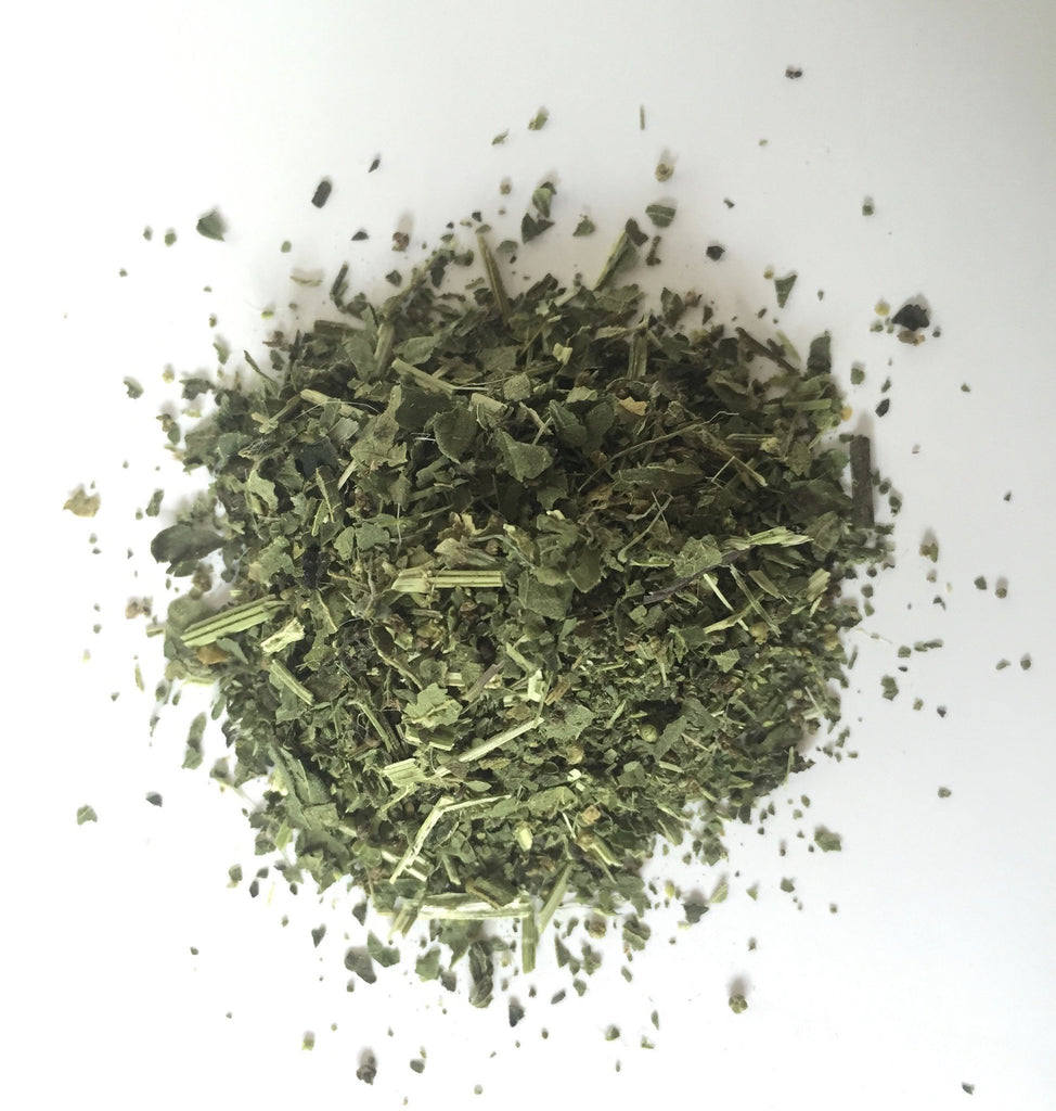 Nettle (Urtica dioica) Dried Herb for Allergies, Adrenals, and Wellness