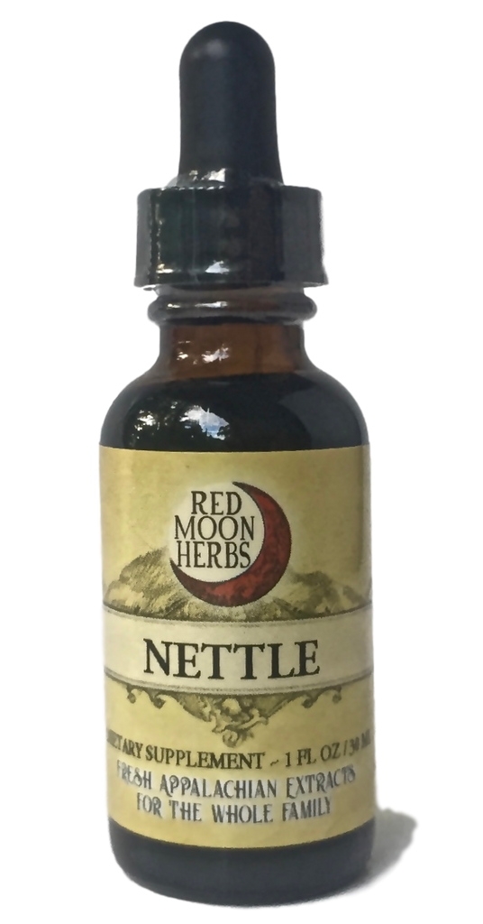 Nettle (Urtica dioica)-Extracts-Red Moon Herbs