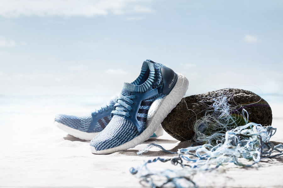 4aba378f1b055 These Shoes are Garbage… | Adidas Turns Ocean Plastic Into Shoes ...