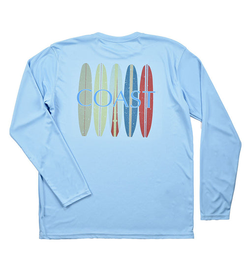 Surf Boards - Columbia Blue