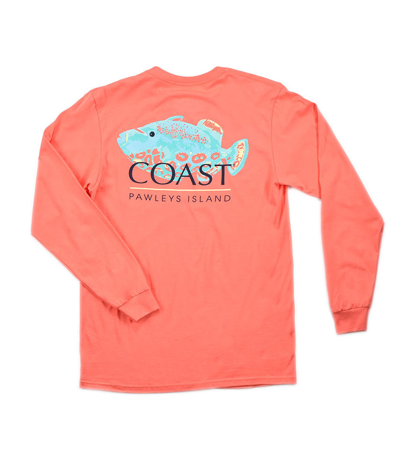Parrot Fish - Planters Punch Long Sleeve