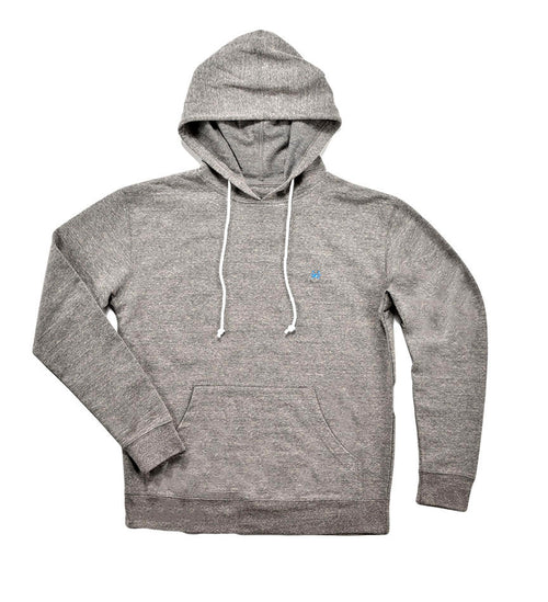 French Terry Pullover - Graphite Snow Heather