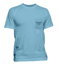 Authentic Gear Classic Tee - Beachwash Blue