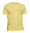 Coast Supplies Classic Tee - Sunshine Yellow